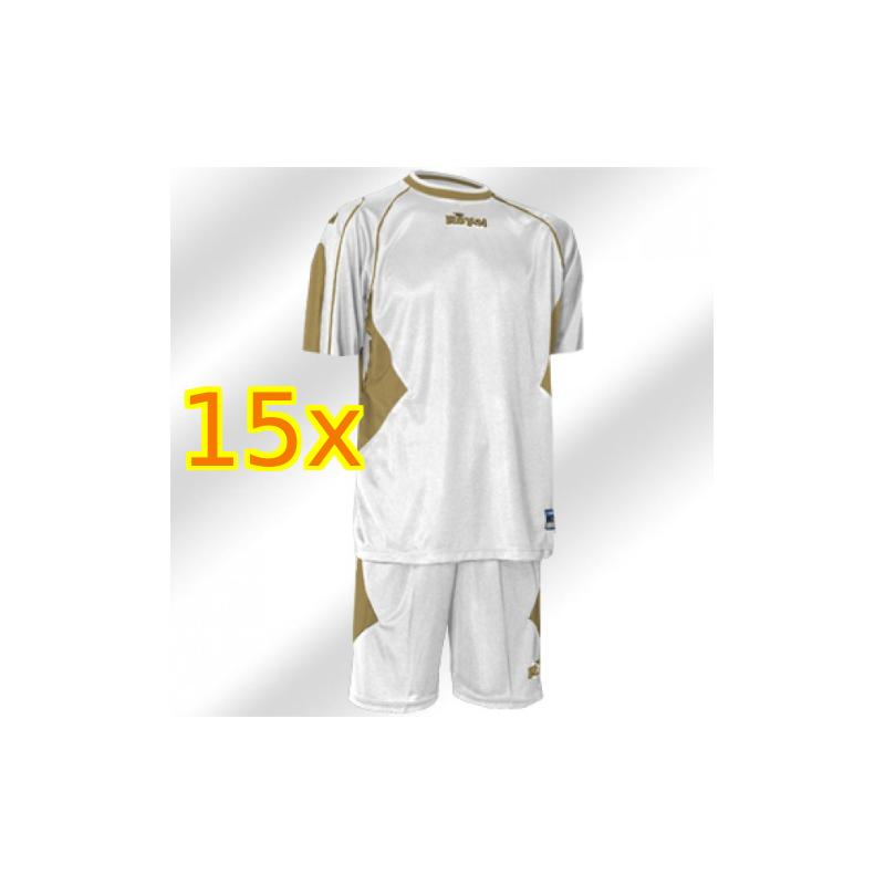 tričko so znakom Slovenska - biela