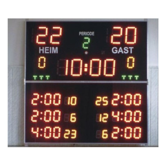 ERC Basketball Professional