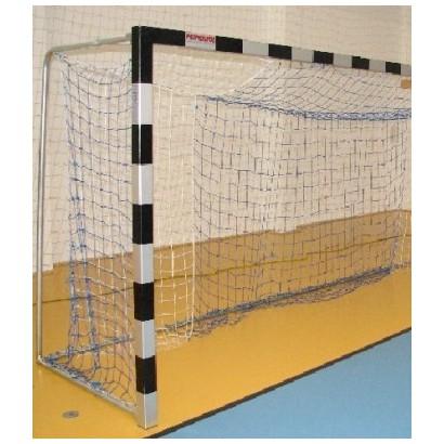 futbalové bránky Pesmenpol 5x2m - hliníkové so skladacími ramenami