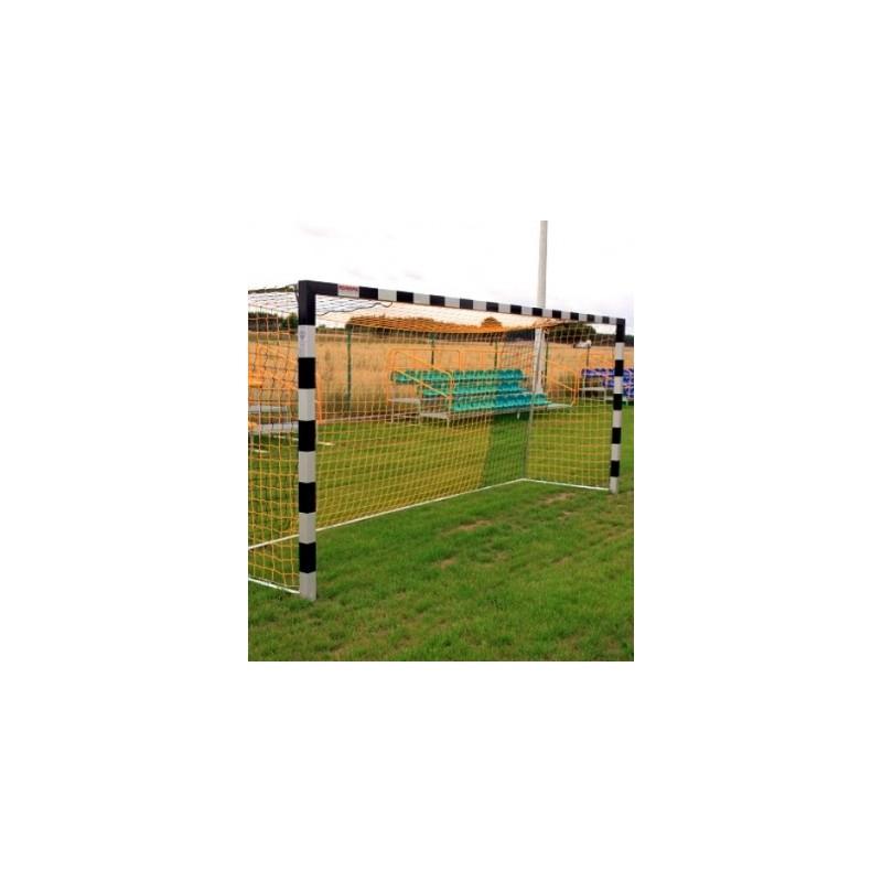 futbalové bránky Pesmenpol 5x2m – kovové so skladacími ramenami
