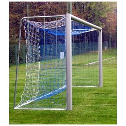 futbalové bránky Pesmenpol 5x2m – s oválnym hliníkovým profilom, prenosné