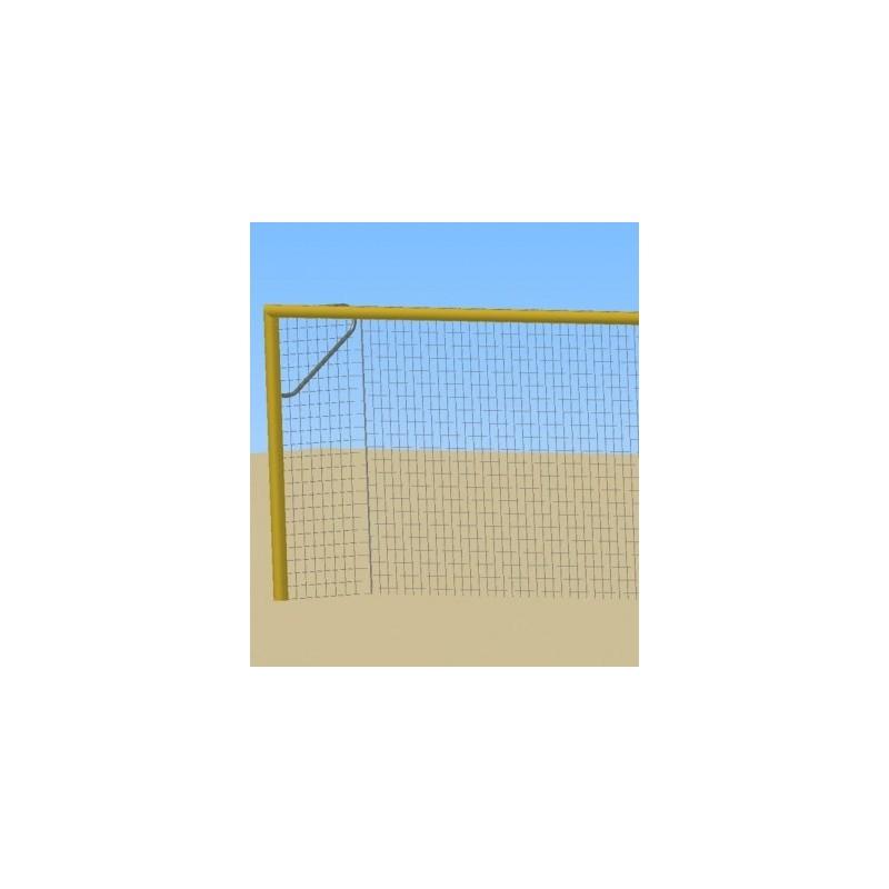 bránky na plážový futbal Pesmenpol 5x2m